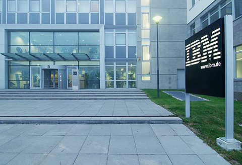 IBM Niederlassung Frankfurt
